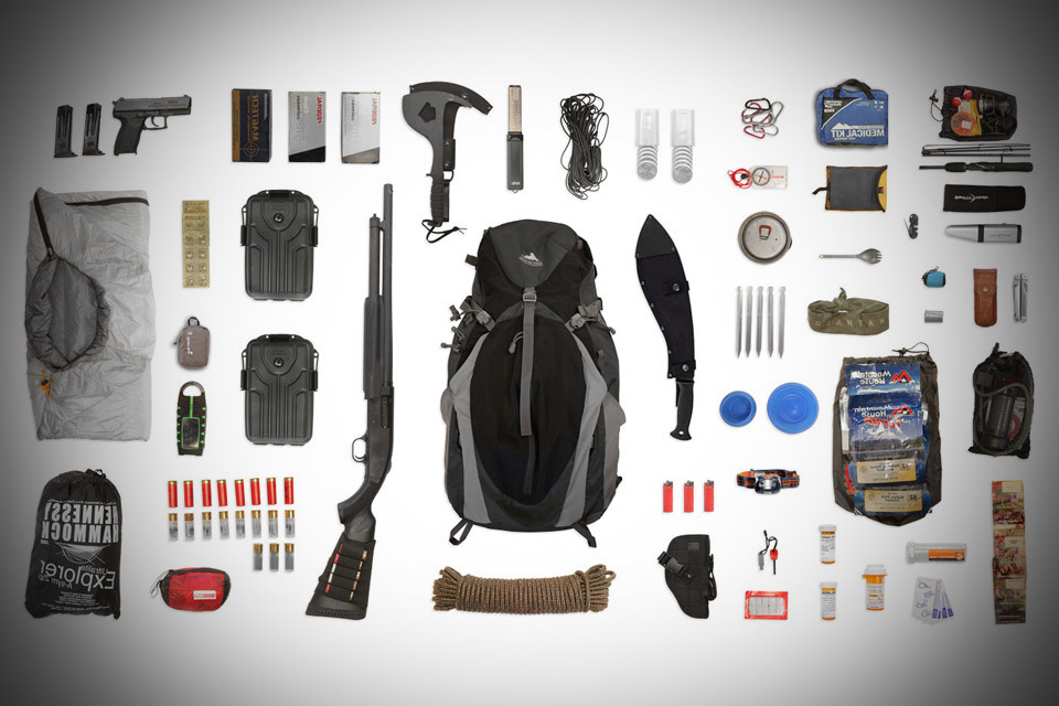 Bug Out Bag List Of Essentials