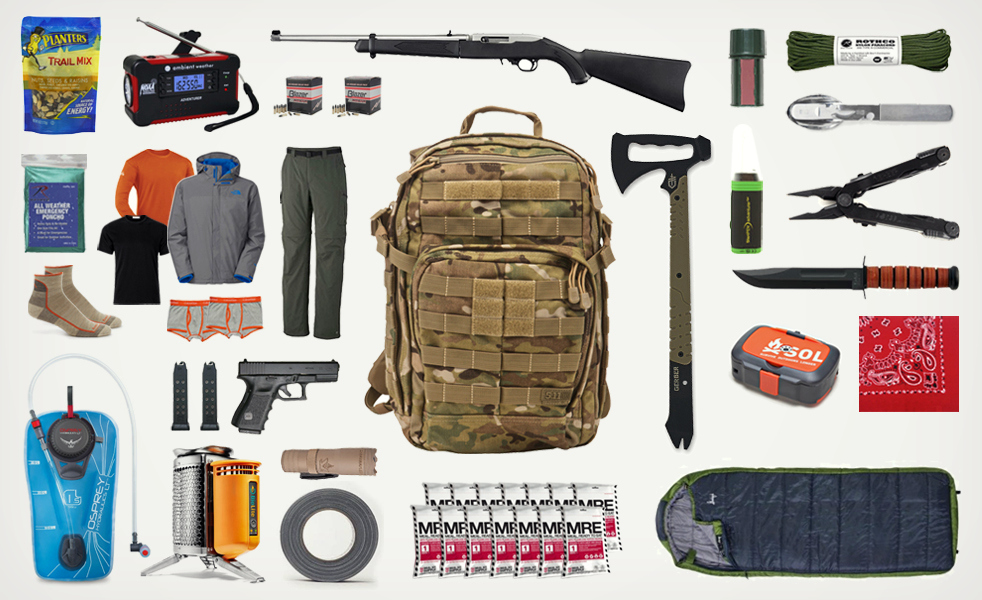 Bug Out Bag Organization How To Pack Your Bob